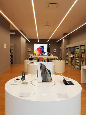 Apple Store in Bari (Apple Premium Reseller) im Corso Vittorio Emanuele