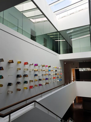 Im Neubau des Kleist-Museums