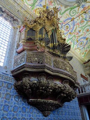 Orgel in der Universitätskirche