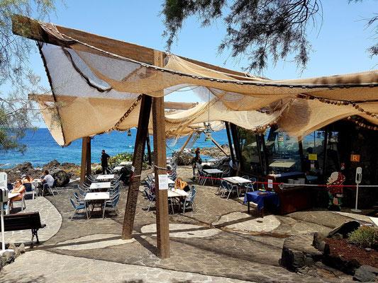 Restaurante El Burgado bei Buenavista del Norte
