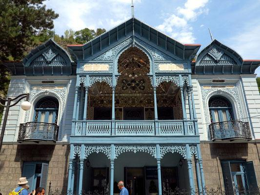 Alte Villa in Borjomi, heute Hotel Tulip