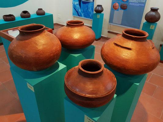 El Cercado. Centro de Interpretación Las Loceras mit Informationen über die Töpfertradition von El Cercado