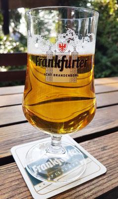 "Frankfurter Pilsener ""Echt Brandenburg"""