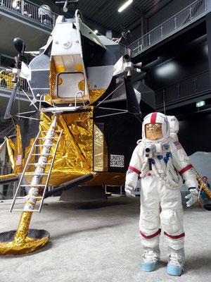 """Apollo 11 Mondfähre """"EAGLE"""""""