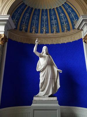 J. A. Jerichau (1816-1883): Christus, 1849