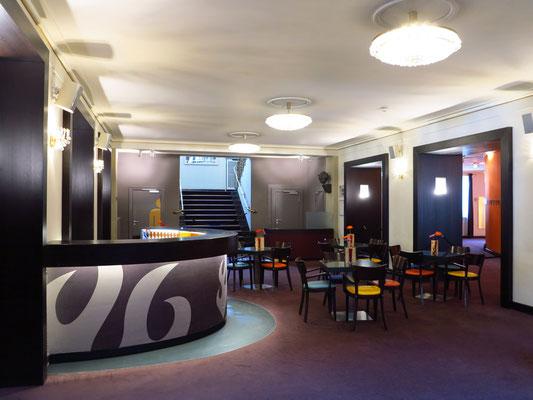 Theater Aachen, Foyer