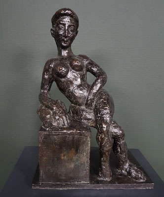 Henri Matisse (1869-1954): Dekorative Figur, 1908