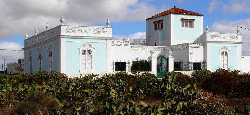 Herrenhaus in La Antigua