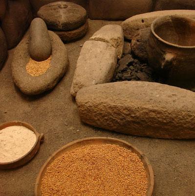 Museo Canario, Mörser