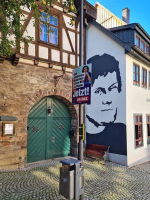 Lutherhaus im Wahljahr 2021