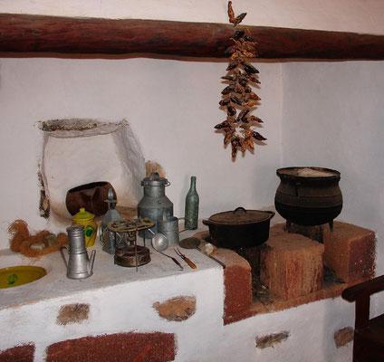 Tefia, Freilichtmuseum La Alcogida
