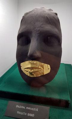 Museum von Güzelyurt mit Goldschmuck