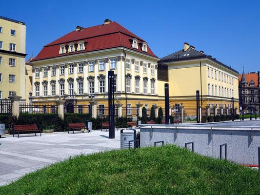 Historisches Museum (ehemaliges königliches Schloss)