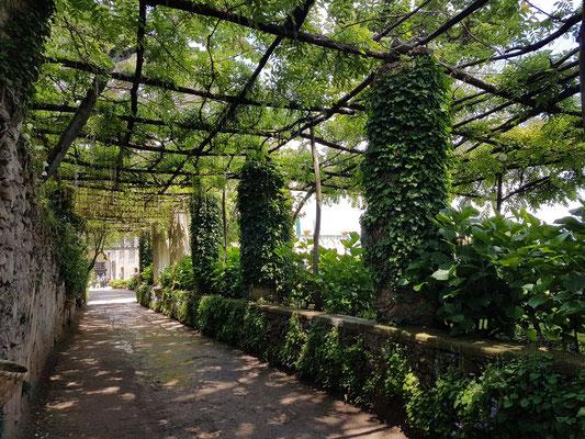 Gärten der Villa Cimbrone