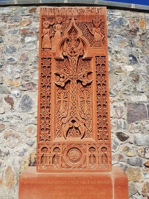 Armenischer Kreuzstein ( Chatschkar)