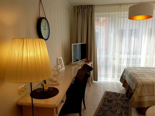 Hotel Ottaviano, mein Zimmer