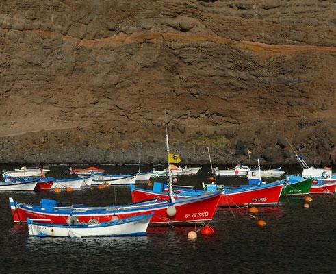 Fischerhafen Vueltas