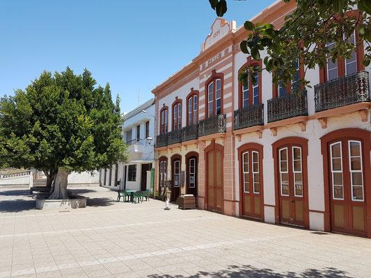 Villa de Garafía in 365 m Höhe