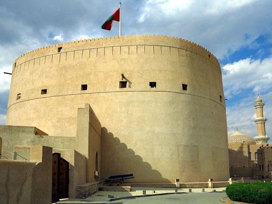 Turm der Festung Nizwa