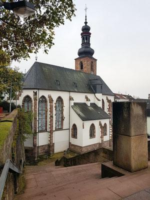 Ehemalige Schlosskirche, heute Museum für christliche Sakralkunst