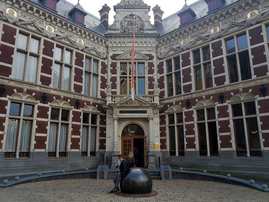 Akademiegebäude der Universität von Utrecht