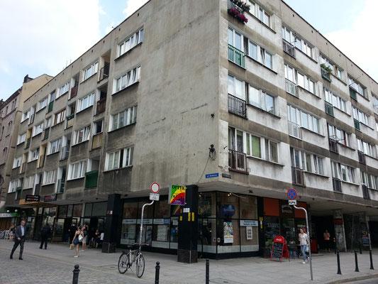 """""""Hässliches"""" Breslau aus der Zeit des Kommunismus (Straße Kuznicza)"""