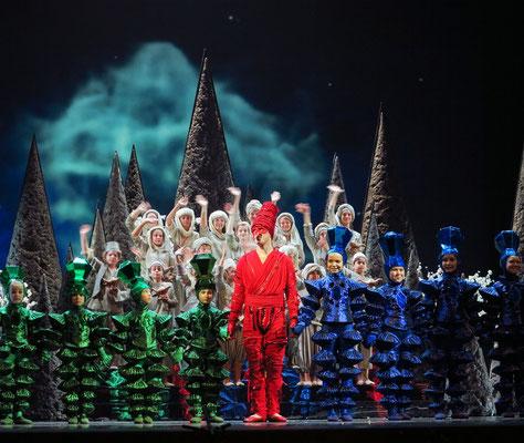 Stanislawski-Musiktheater, Aladino e la lampada magica (Originaltitel), Applaus