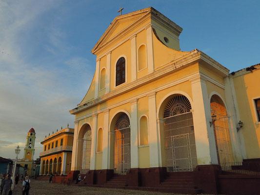 Trinidad, Iglesia de la Santísima Trinidad