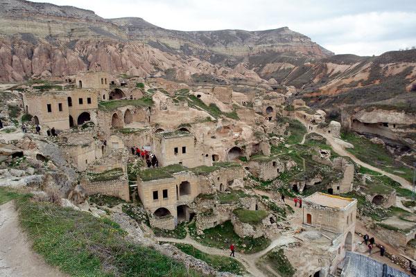 Alte Ortschaft Çavuşin