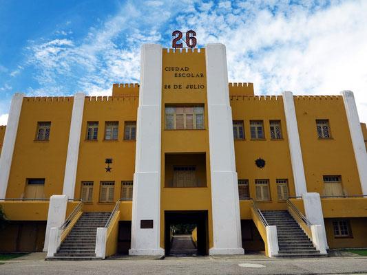 Kaserne Moncada (Museo 26 de Julio)