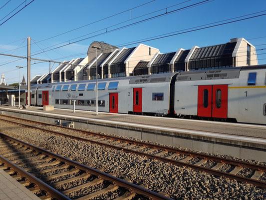 Bahnhof Welkenraedt