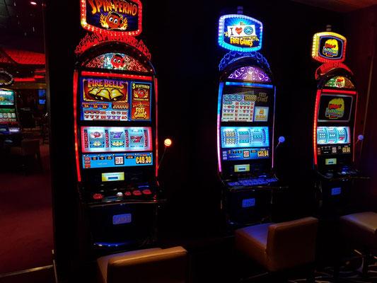 Glücksspiele an Bord