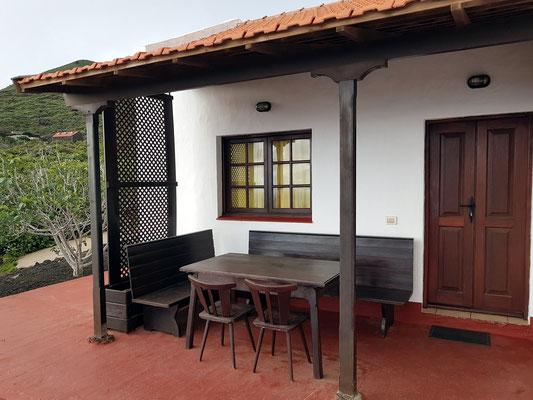 Terrasse von El Lucero