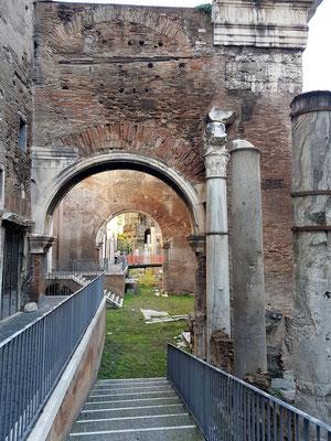 Portikus der Octavia