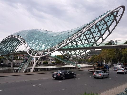 Friedensbrücke (2009/2010)