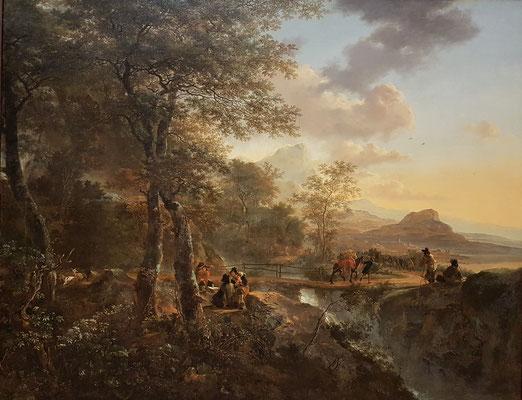 Jan Both: Italienische Landschaft, 1650-52