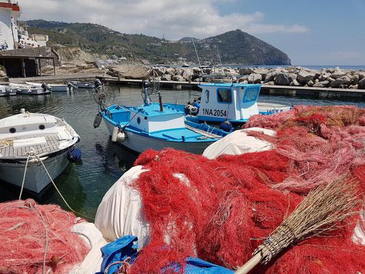 Fischerhafen von Sant'Angelo