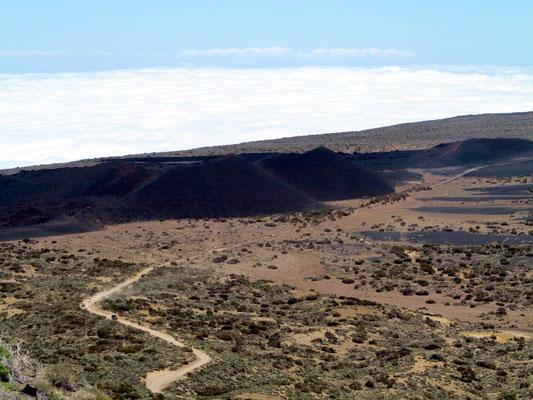 Fasnia-Vulkan