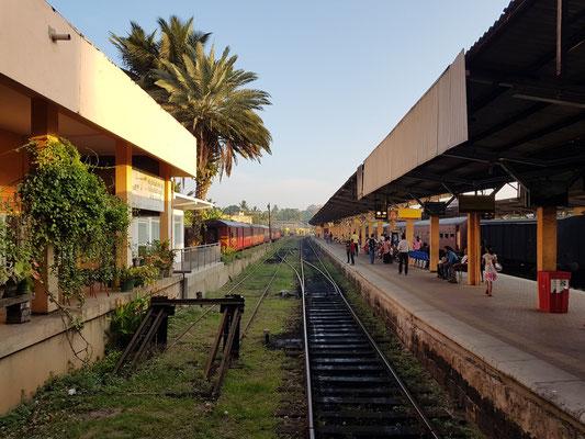 Bahnhof von Galle