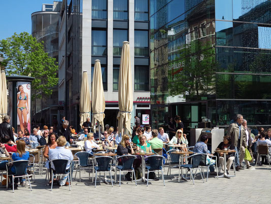 Holzgraben, Frittenwerk Aachen