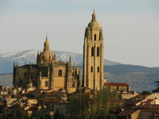 Segovia (Foto: Almut Rother)