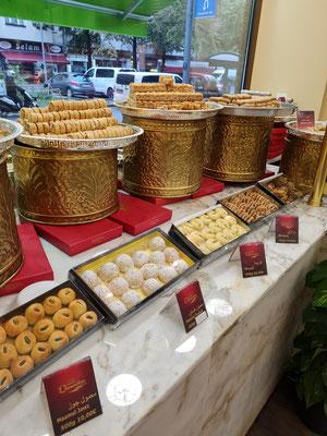 Arabische Süßwaren
