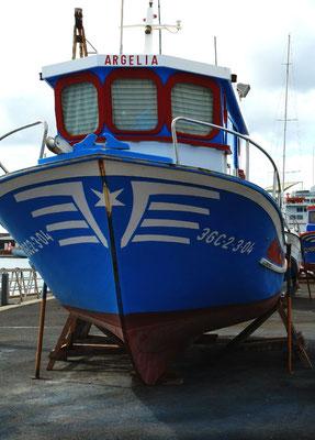 Morro Jable, Fischerhafen