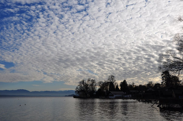 Tutzing, Starnberger See, 20.11.2011