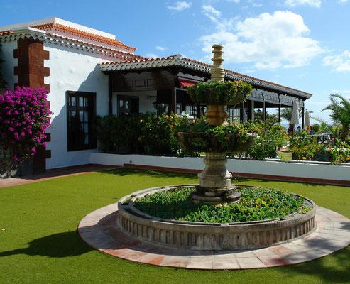 Hotel Tecina bei Playa Santiago