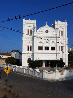 Galle Fort, Moschee Meeran Jummu Masjid