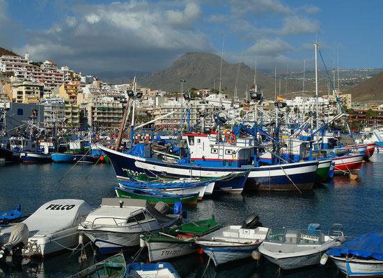 Fischerhafen Los Cristianos