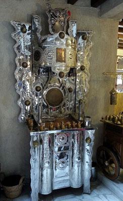 Al Bastakiya, im Coffee-Museum