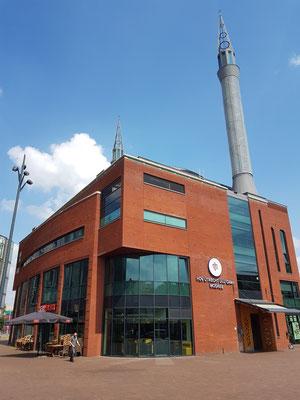 Utrecht, Moschee Moskeeplein