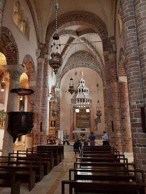 Sankt-Tryphon-Kathedrale mit Ziborium (Altaraufbau)
